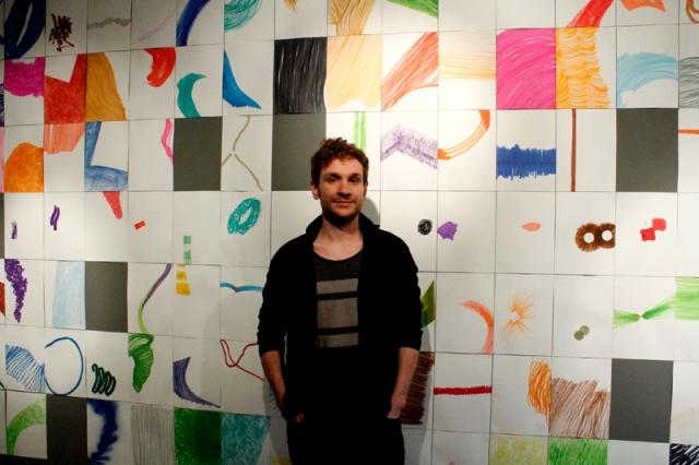 Florent + Familles (Atelier de Cézanne, 2012)